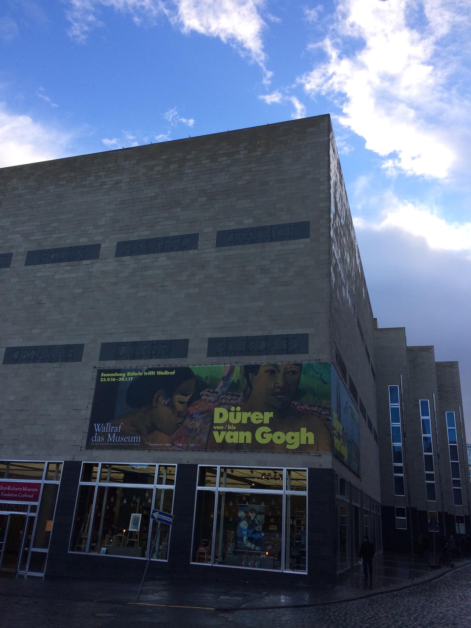 Wallraf_Museum_Außen