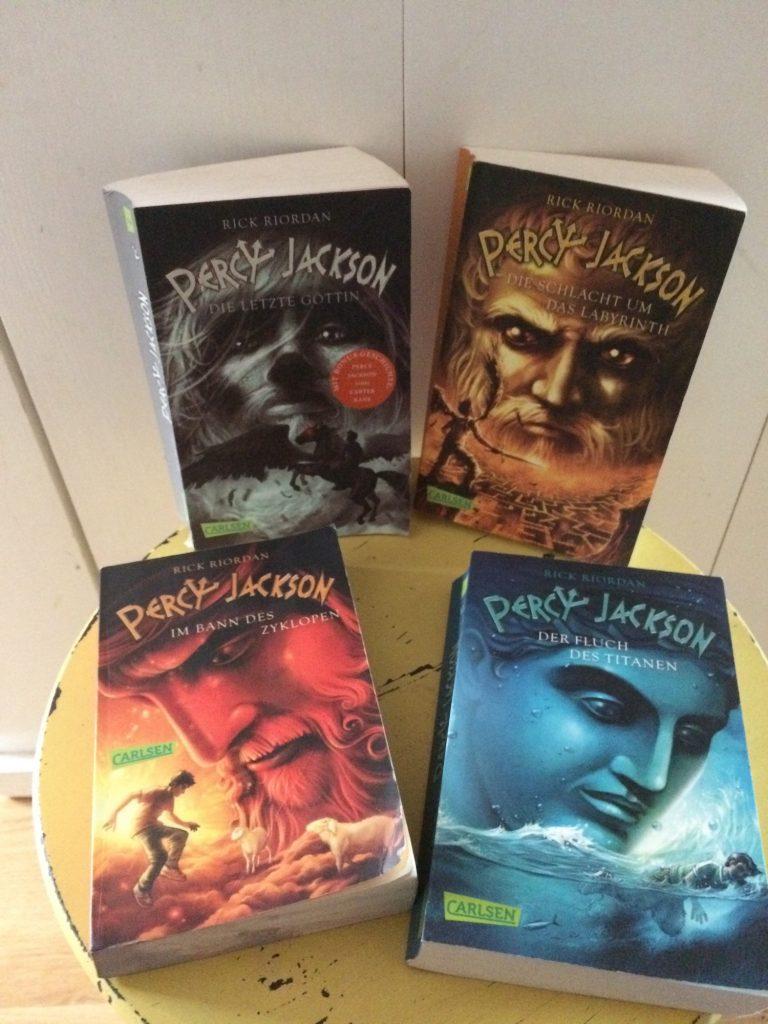 Bob´s Tipp: Percy Jackson