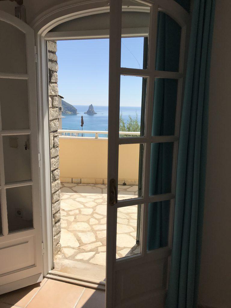 Fenster zur Bucht